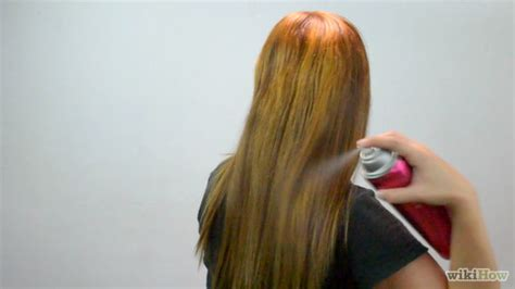 steps on how to get your hair straight and stylish for men how to straighten hair quickly 7 easy steps wikihow