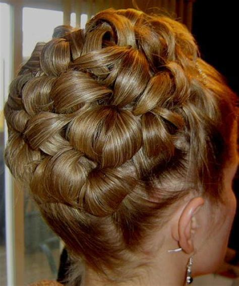 Bridal Shower Hairstyles by Bridesmaid Updo Hairstyles For Hair