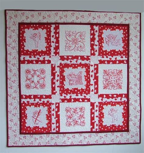 Advanced Embroidery Designs Free Projects And Ideas - quilted wall hanging advanced