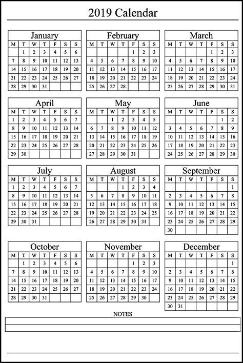 calendar printable month calendar page