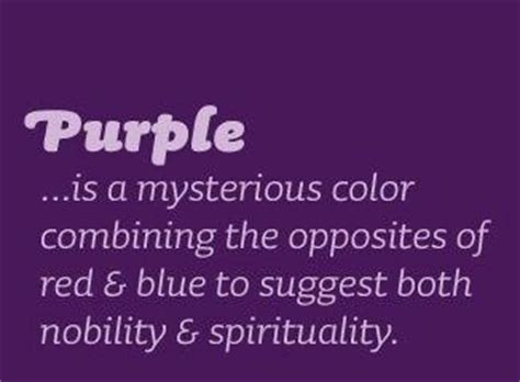 color purple quotes sat in that 17 best images about quotes on color meanings