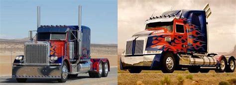 kenworth vs peterbilt image gallery transformers peterbilt