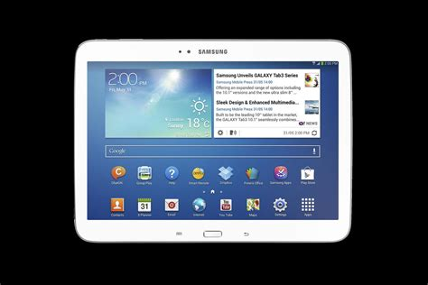 Samsung Tab 3 Di android beats ios in tablet market reports gartner