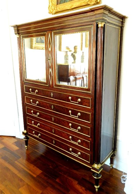 Antique Commode Cabinet by Antique Commode Cabinet