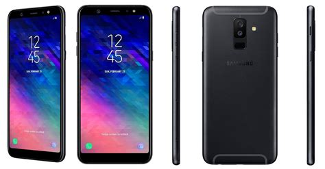 samsung a6 samsung galaxy a6 and galaxy a6 plus specs leaked