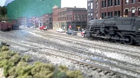 Ojcc Search Prr Headed Steam On The Ho Scale Williamsport Division Railroad