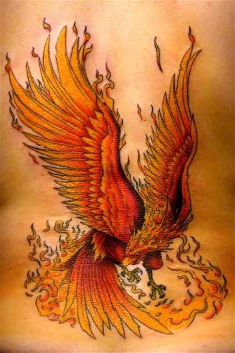 phoenix vogel tattoo phoenix tattoos psychotattoos
