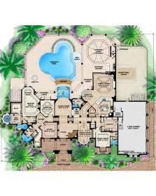 Com house plan f2 6295 mar a lago luxury spanish mediterranean