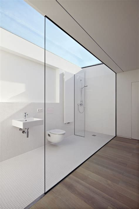Bathroom Glazing by How To Maximise Light In Narrow Block Homes Destination Living
