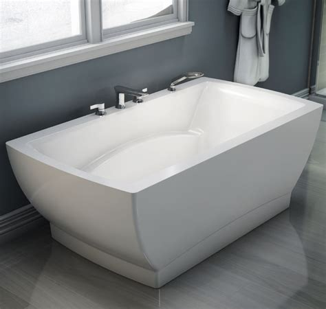 bathtubs for two neptune believe freestanding tubs 6636 7236