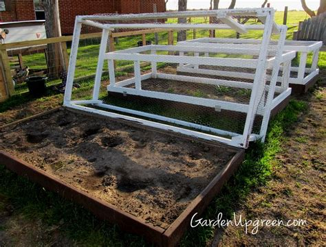 covered bed covered raised beds