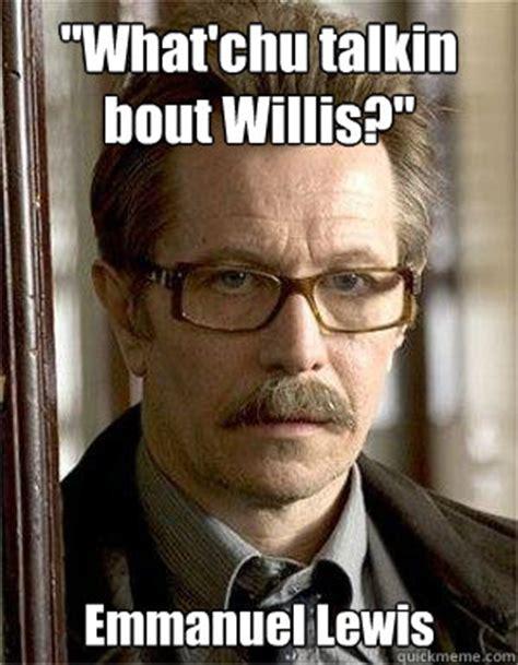 What You Talkin Bout Willis Meme - emmanuel lewis memes