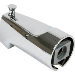 Moen Chrome Erter Tub Spout 1 2 Quot Slip Fit Hd Supply