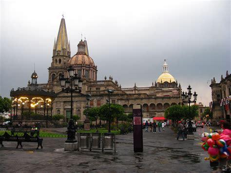 imagenes satelitales guadalajara jalisco file catedral de guadalajara jalisco mexico despues de