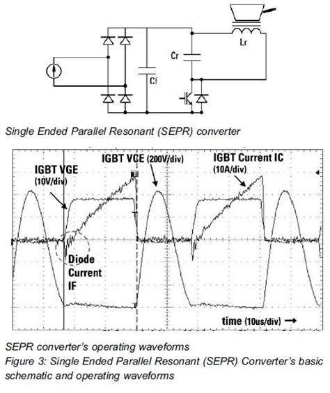 induction heater definition gt circuits gt igbt definition for single ended induction heating cookers l48774 next gr