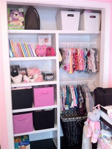 nursery closet organization nursery baby
