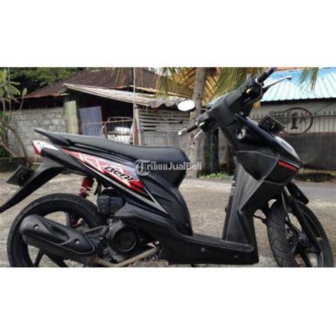 Honda Beat Mulus motor honda beat warna hitam tahun 2012 kondisi mulus 100