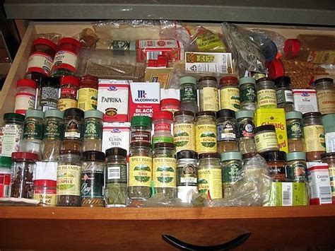 how to organize your spices