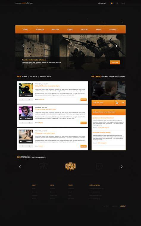 go html template cs go template for cs clan by denislapi on deviantart