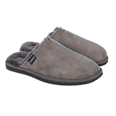 pantofole da pantofole da uomo in montone by shepherd eur 74 90