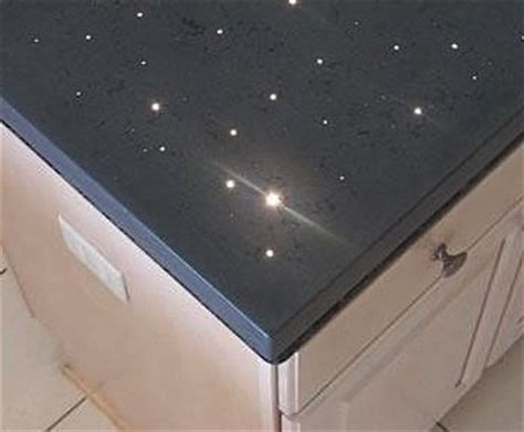 led lights in concrete led makes countertops really shine usilluminations