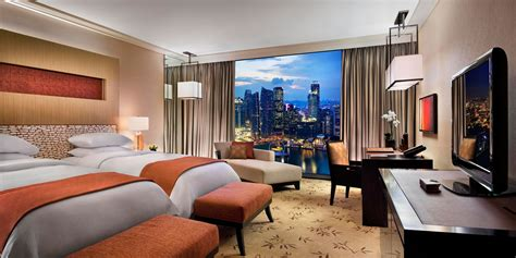 Floor Plans With Safe Rooms by Deluxe Room In Marina Bay Sands Singapore Hotel