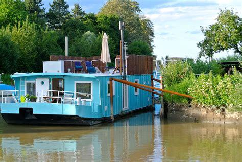 Hamburger Hausboote by Hausboot Ulla Hausbootferien Elbe Hausboot