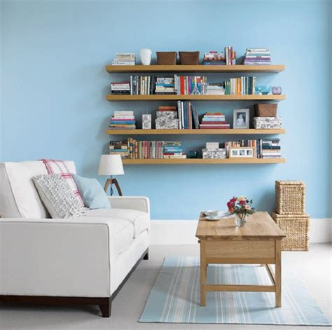 6 incredible exles of shelving in small spaces