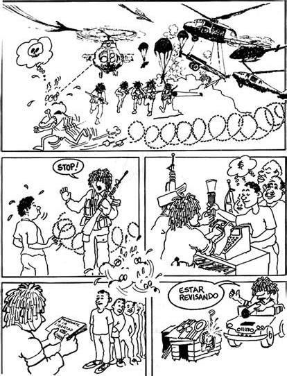 imagenes comicas mexicanas cesar del vasto 2015 quot el nacimiento del c 211 mic paname 209 o