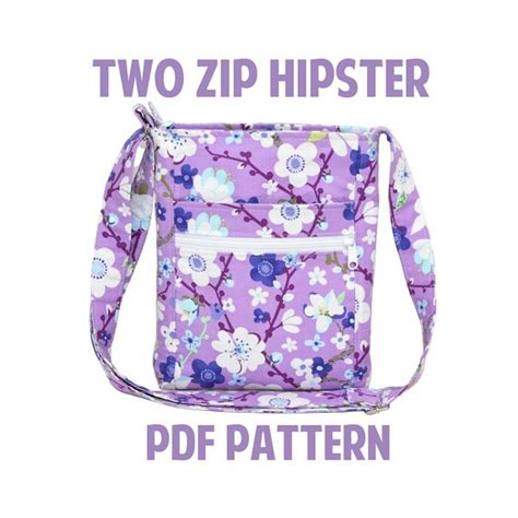 free pattern hipster bag hipster bag pattern by erinerickson on etsy purses