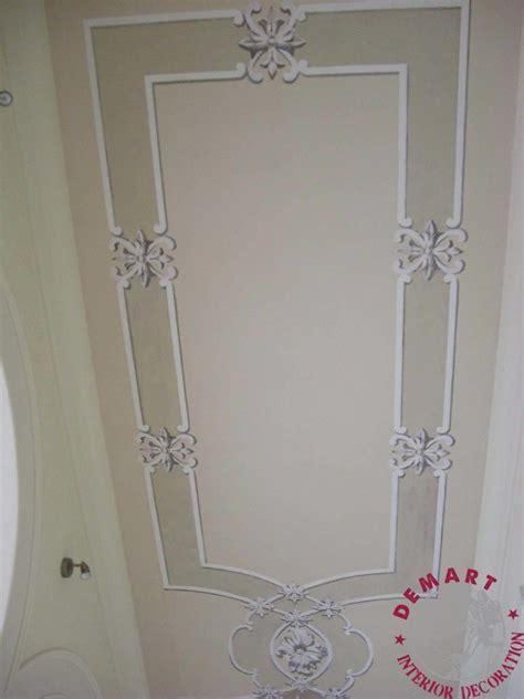 decorazioni soffitto decorazione pareti e soffitto per ingresso scala e camere