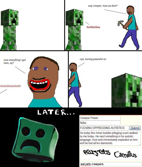 Minecraft Creeper Memes - image minecraft creeper meme download