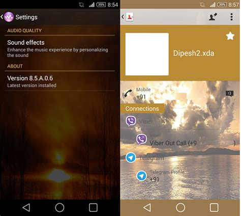 love themes for xperia check out xperia sunset theme 2 set of themes