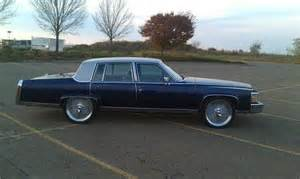 1989 Cadillac Fleetwood Brougham For Sale Find Used 1989 Cadillac Fleetwood Brougham In Columbus