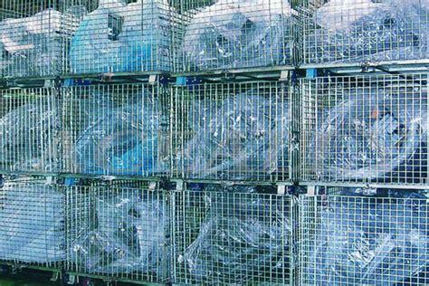 gabbie metalliche benfante spa attrezzature per la micro raccolta