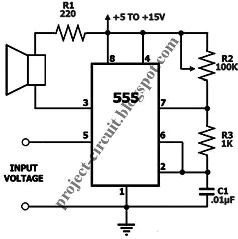 voltage controlled oscillator resistors electronics technology 555 timer voltage controlled oscillator circuit