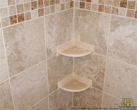 Ceramic Tile Shower Shelf showers 171 welcome to simply ceramic tile