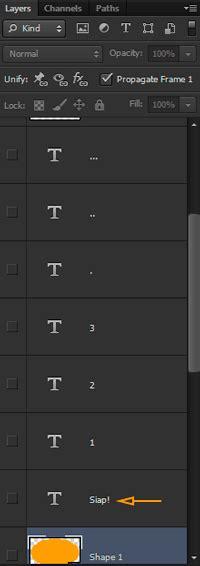 cara membuat gambar bergerak dengan photoshop cs6 cara membuat animasi di photoshop