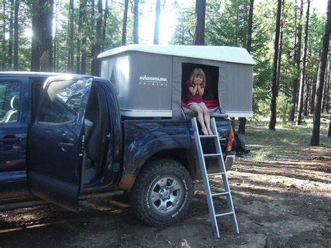 pop up tent for truck bed could put a pop up tent on a tonneau cover instead of a
