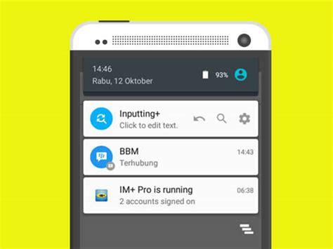 undo teks di ponsel android darmawan - Android Undo