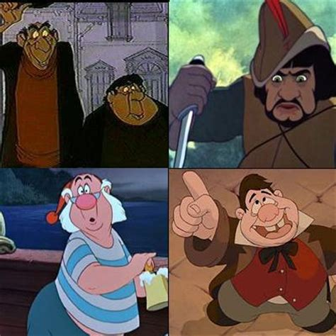 By Villain Sidekick which disney human not animal character do you like best overall explanation of all