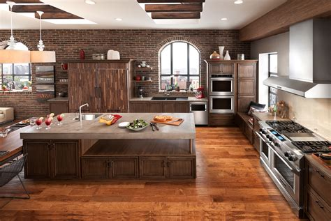 designs of kitchens culinary inspiration kitchen design galleries kitchenaid