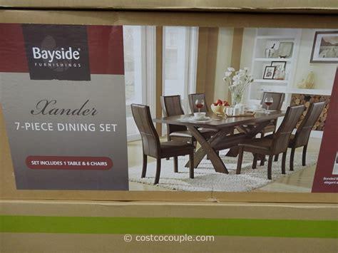 Bayside Xander Dining Room Set Bayside Furnishings Xander 7 Dining Set