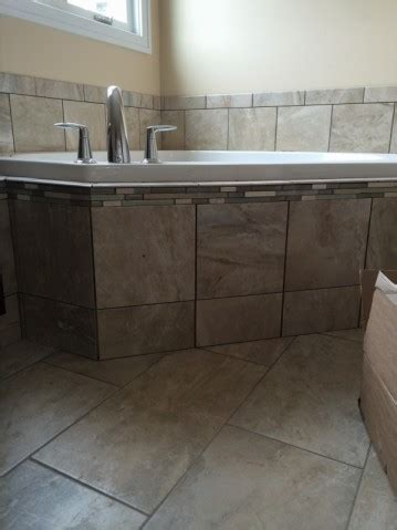 tile tub surround bathroom tile and tub surround hq discount flooring
