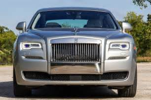Rolls Royce Front 2015 Rolls Royce Ghost Series Ii Review