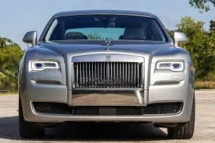 Rolls Royce Phantom Front View 2015 Rolls Royce Ghost Series Ii Review
