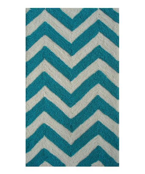 turquoise chevron rug turquoise white zigzag rug