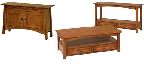amish woodworkers amish sofa table boulder creek open sofa table amish