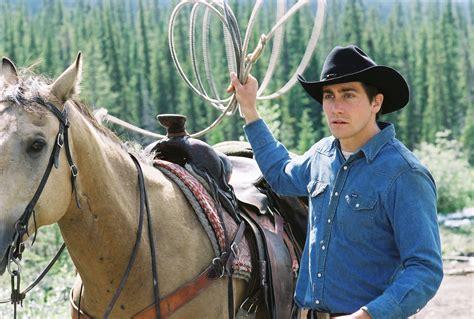 film cowboy mountain brokeback mountain promotional stills brokeback mountain