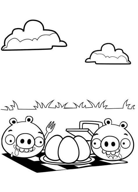 free coloring pages angry birds go dessin angry birds go coloring pages